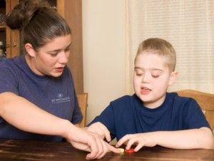 School occupational therapists